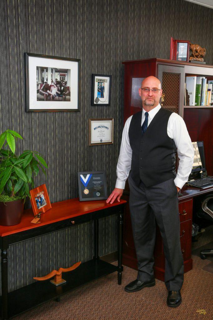 Tim Vorpahl, President & Founder of Vorpahl Wing Securities